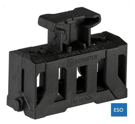 Fuseholder Block-10.3*38mm