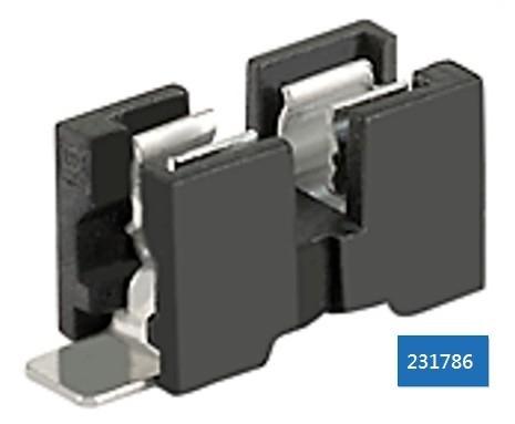 Fuseholder Block-2*7mm