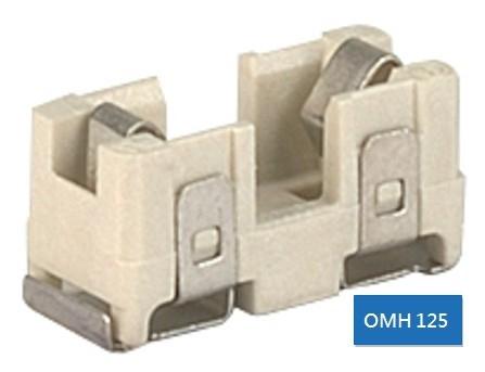 Fuseholder Block-OMX 63/125