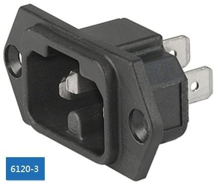 IEC Inlet C16A