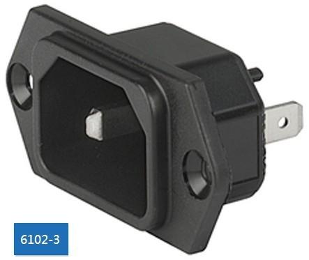 IEC Inlet C18