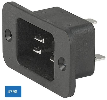 IEC Inlet C20