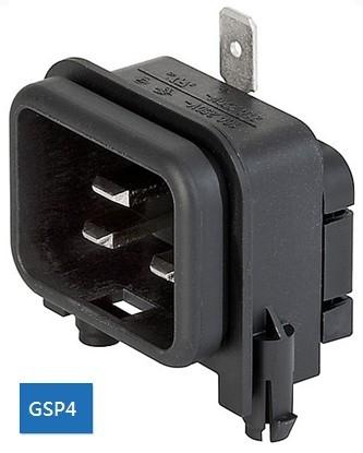 IEC Inlet C20/C24
