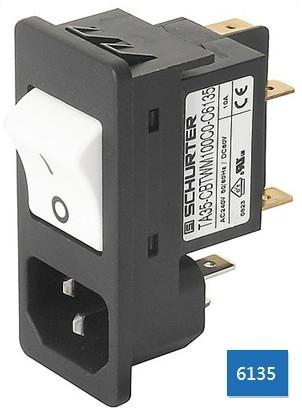 IEC插座+斷路器