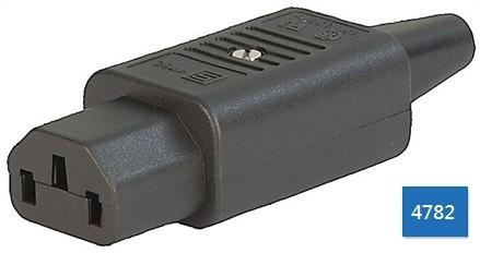 IEC Plug C13