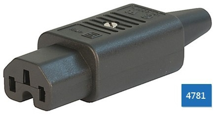 IEC Plug C15 & C15A