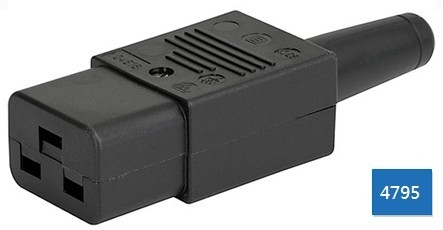IEC Plug C19