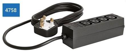 IEC 聯座插座